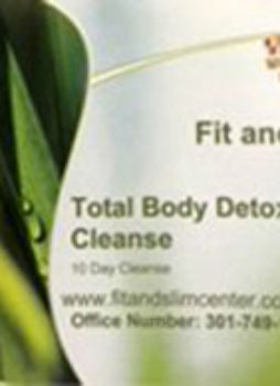 10 Day Detox Colon Cleanse